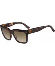 Karl Lagerfeld Kl869s havana zonnebril