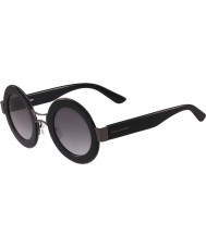 Karl Lagerfeld Ladies kl901s zwarte zonnebril