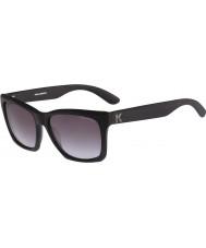 Karl Lagerfeld Mens kl871s matte zwarte zonnebril