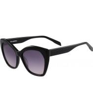 Karl Lagerfeld Ladies kl929s zwarte zonnebril