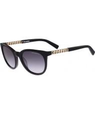 Karl Lagerfeld Ladies kl891s zwarte zonnebril