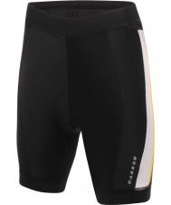 Dare2b Heren placeren zwarte cyclus shorts