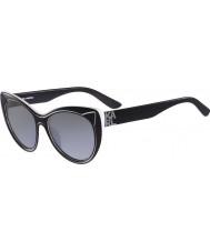 Karl Lagerfeld Ladies kl900s zwarte zonnebril